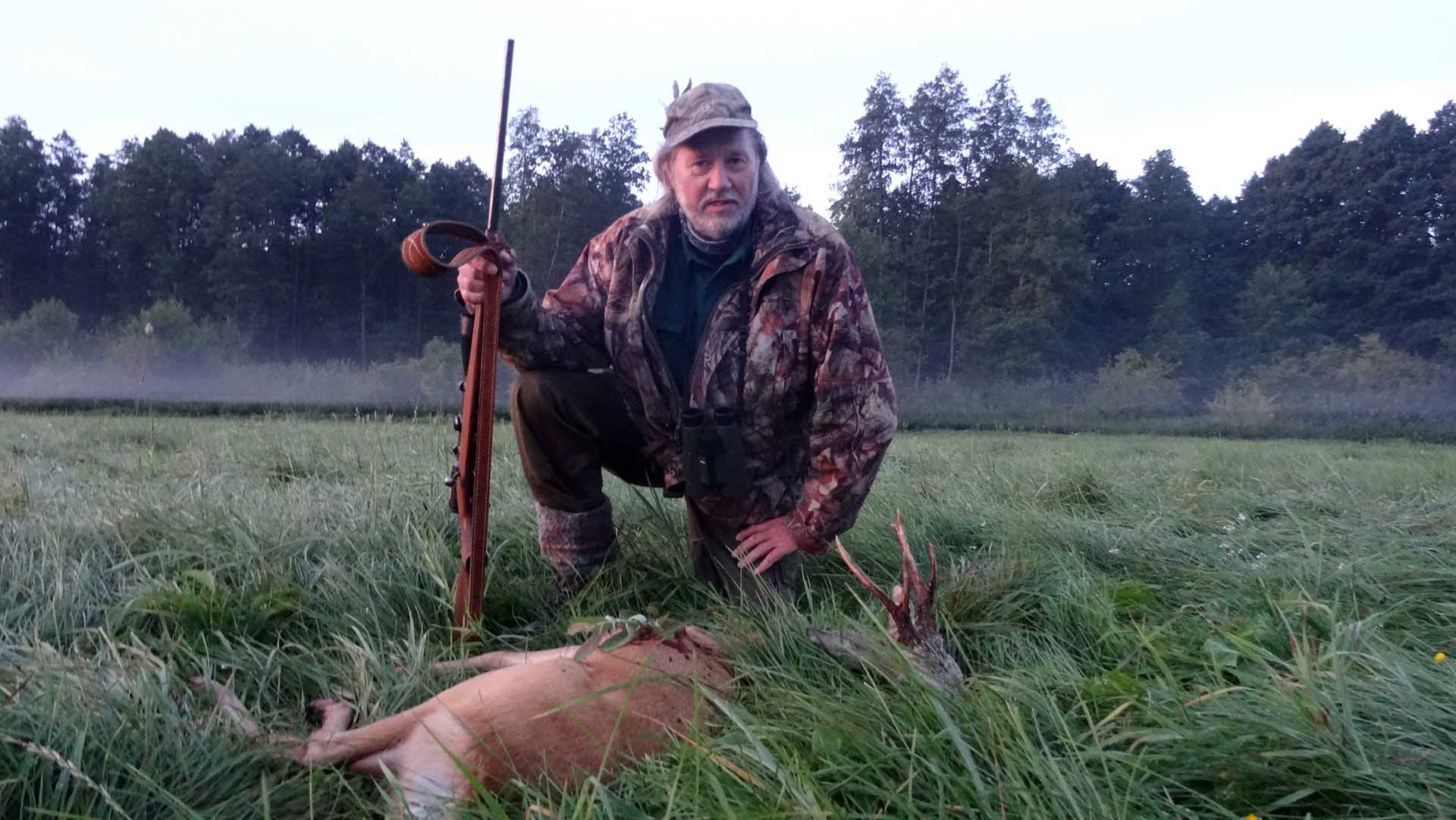 Jakt i Polen | Jakt på bock, dovhjort, vildsvin, kronhjort